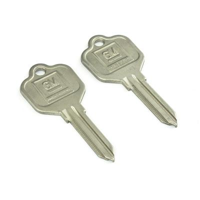 Original classic car key kpa115