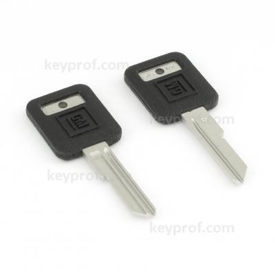 Original classic car key kpa135
