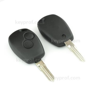 Dacia 2-button key