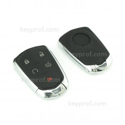 Cadillac 5-button smartkey shell